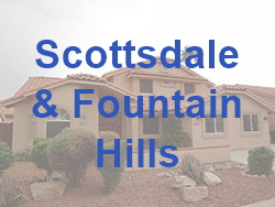 Scottsdale, Paradise Valley, Fountain Hills